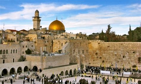 tour of israel with airfare in jerusalem groupon getaways