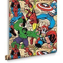 kinderzimmer ideen superhelden superhelden auf leinwand leinwanddruck marvel comic