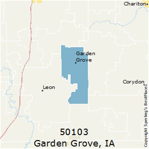 Garden Grove Zip Codes 92845 Best Places To Live In Garden Grove Zip 50103 Iowa