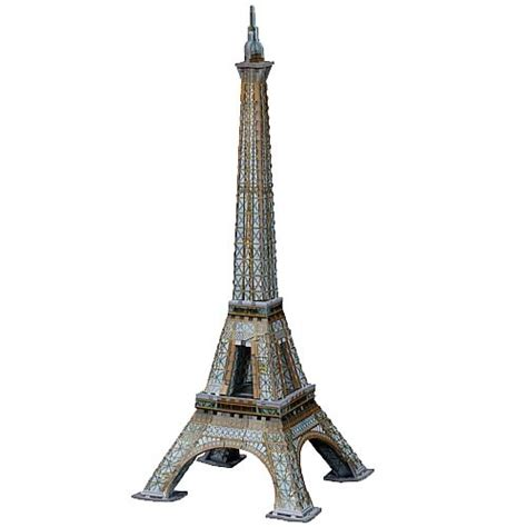 Puzzle Eiffel Tower puzz 3d eiffel tower puzzle hasbro puzz 3d