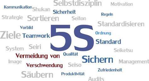 5s methode werkstatt mach sauber werde standard sei lean 5s workshop