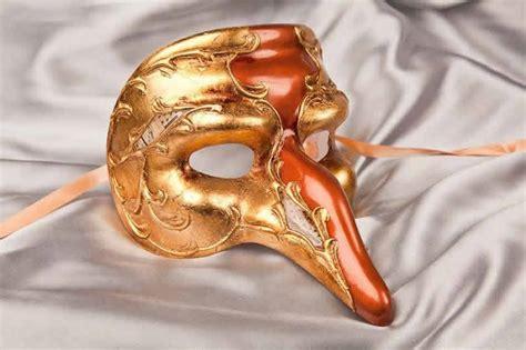 Masker Hidung Nose Gold Mask Terjamin masquerade nose masks theatrical masks for captain gold ebay