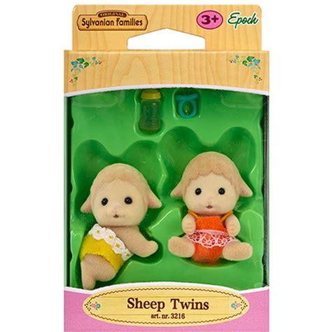 Sylvanian 3216 Sheep sylvanian families 3216 sheep toys2thai เลโก lego ขาย lego ขายเลโก ต วต อเลโก
