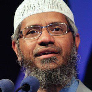 biography of zakir naik zakir naik bio facts family famous birthdays