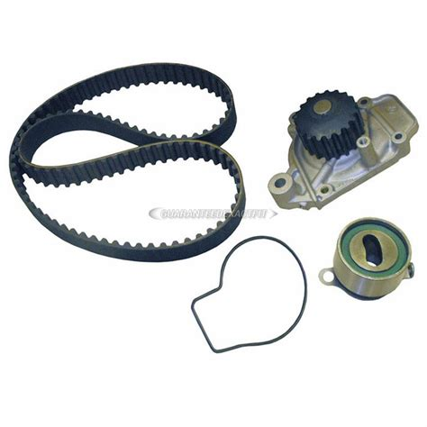 continental 174 contitech honda civic 1 6l 1997 pro series timing belt kit with water pump 1988 honda civic timing belt kit parts from car parts warehouse