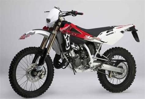 Modification Dirt Bike 125cc by Husqvarna Wre Dual 125 Technical Data Of Motorcycle