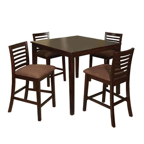 venetian worldwide eaton ii 5 dining table and