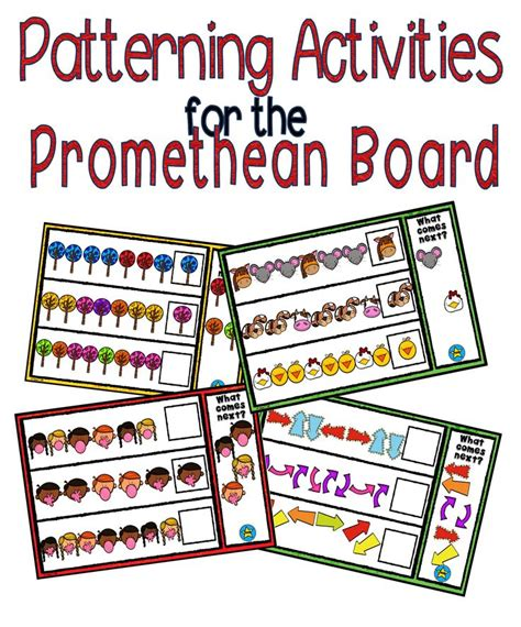 pattern whiteboard games 118 best activeboard promethean resources images on