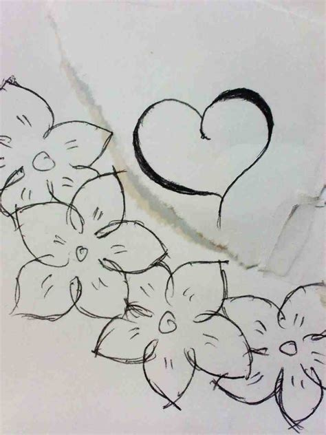 tattoo abstract google zoeken tattoo abstract flower drawings flowers ideas for review