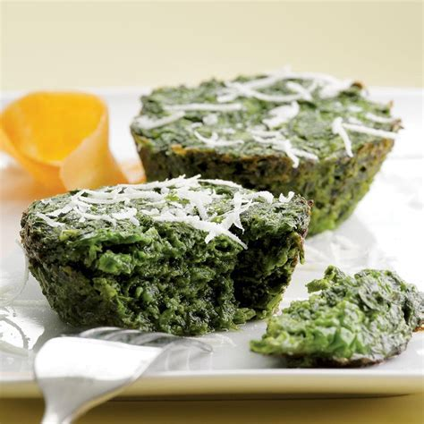 spinach cake recipe parmesan spinach cakes recipe eatingwell