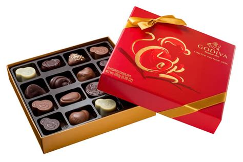 new year box singapore godiva debuts and new year collections