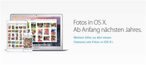 wann neue macbook pro fotos f 252 r os x wann erscheint die neue foto app macerkopf