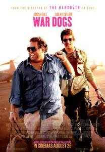war dogs new poster for war dogs starring jonah hill and teller