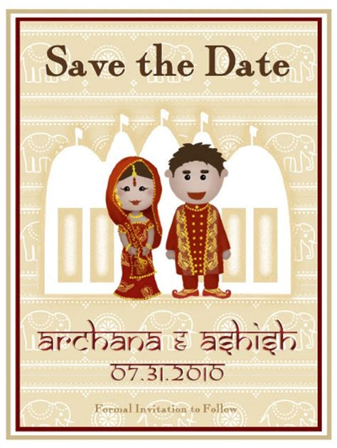 Wedding Ideas And Trends For 2013 Divya Vithika Wedding Planners Save The Date Indian Wedding Templates Free