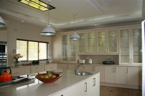 beautiful modern  classy kitchen  installed