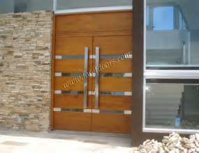 Contemporary Double Front Door by Gallery For Gt Modern Front Double Door