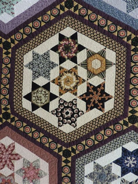 Photo Quilt Australia by 17 Best Images About Crafty Quilting Hexagonal On