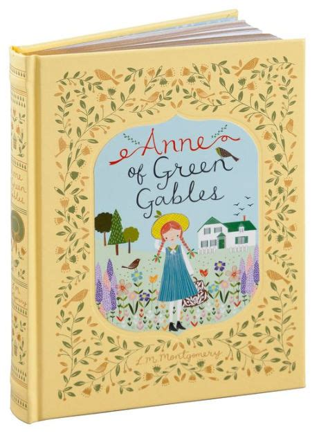 anne of green gables print graduation gift lucy maud anne of green gables by lucy maud montgomery paperback