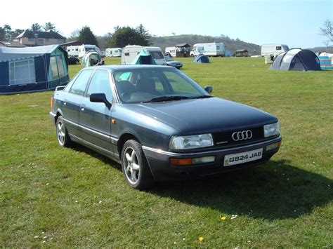 1990 audi 90 information and photos zombiedrive