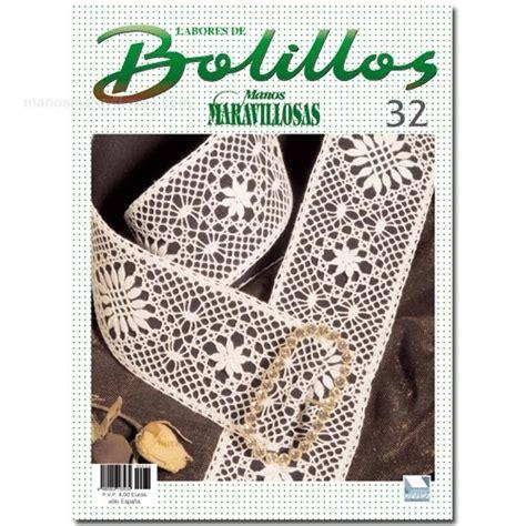 picados de bolillos para imprimir oferta revistas de bolillos manos maravillosas