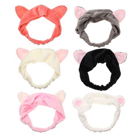 The Faceshop Hair Band lovely cat washing hair band makeup headband at banggood sold out