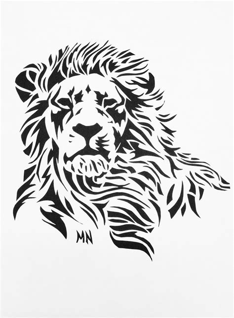 simple lion tattoo designs 1898 best silhouette images on pyrography