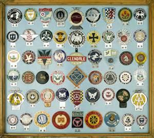 Badges And Emblems Antique Auto Badges 171 Antique Auto Club