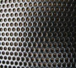 Powder coated perforated metal screen steellong wire cloth co ltd