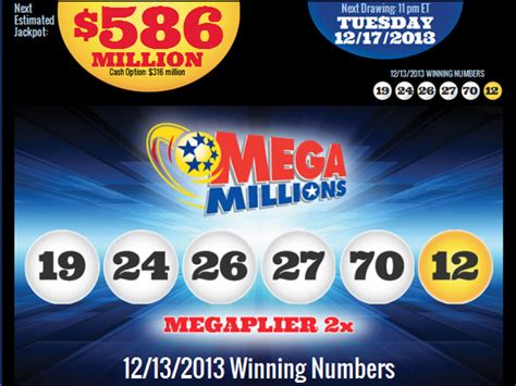mega millions jackpot artificially sweetened