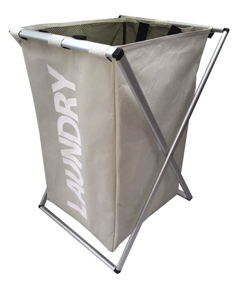 New Collapsible Folding Laundry Bag Bin Hamper Storage Laundry Collapsible