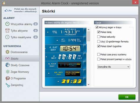 atomic alarm clock 6 3 pobierz za darmo