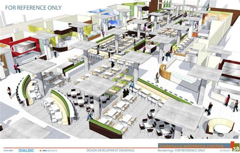 food court design pdf yorkdale mall urban toronto