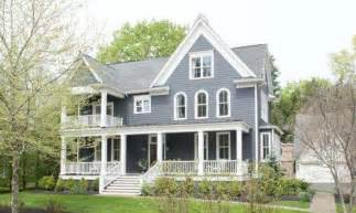Blue Gray House Color navy blue exterior before amp after maria killam the
