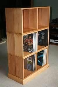 lp storage furniture decoration access