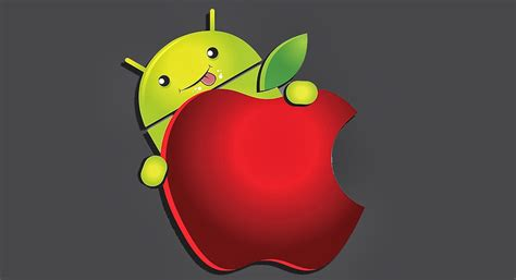 android vs iphone market how android has eaten up other smartphone oss is the ios next
