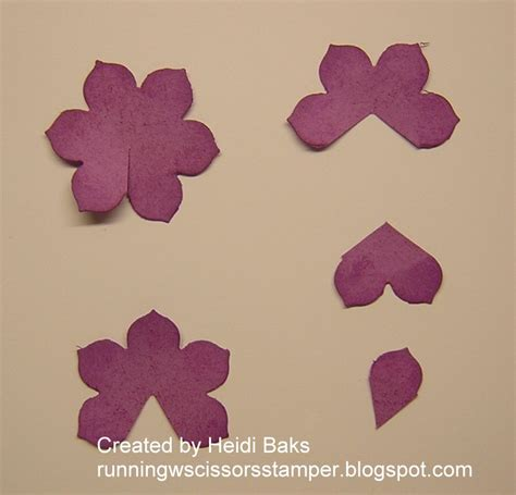 How To Make Petals Out Of Paper - runningwscissorsster tutorial paper roses
