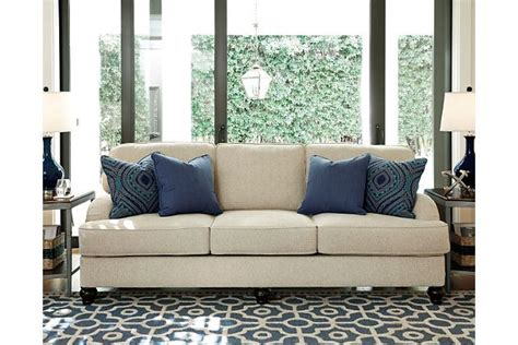 home life 3 person contemporary upholstered linen sofa linen harahan sofa view 1 our new home