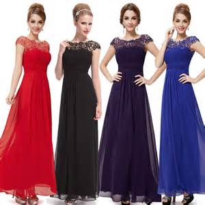 uk long formal evening prom party dress bridesmaid dresses ball gown cocktail ebay