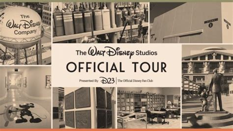 photo tour of a studio at disney s saratoga springs disney s the official walt disney studios tour available for d23