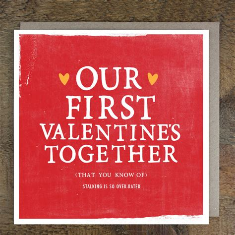 1st valentines day our s together card by zoe brennan