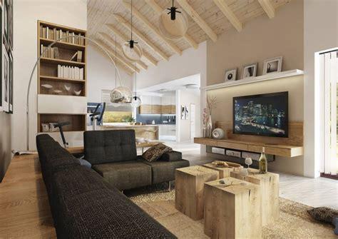 21st Century Kitchens And Cabinets Projet De Villa Avec Toit Cath 233 Drale