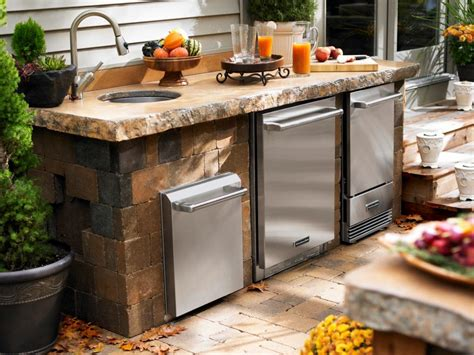 outdoor kitchen design ideas pictures of outdoor kitchen design ideas inspiration hgtv