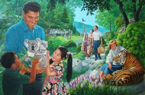 imagenes de jesucristo jw animals in jehovah s paradise earth jw humor pinterest