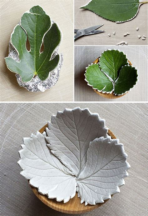 Paper Clay Crafts - 12 air clay projects that will instantly inspire you