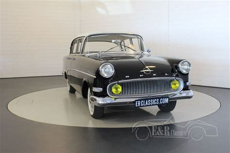 Opel Olympia by Opel Olympia Rekord P1 1959 For Sale At Erclassics