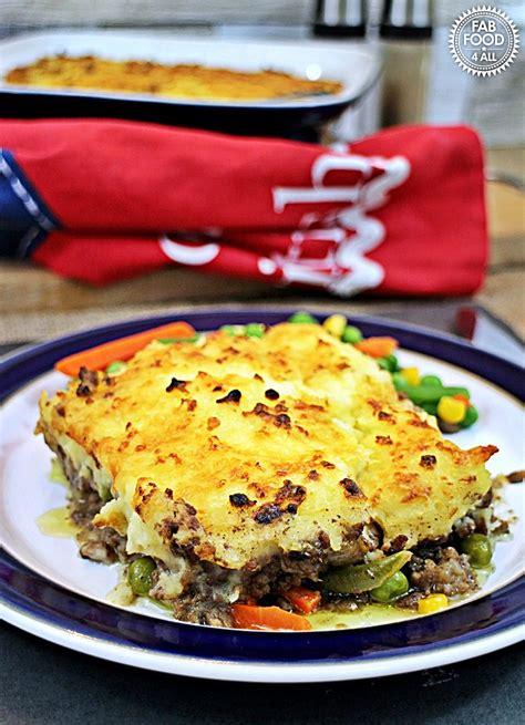 Easy Cottage Pie Recipe Uk by Easy Cheesy S Cottage Pie Poweroffrozen