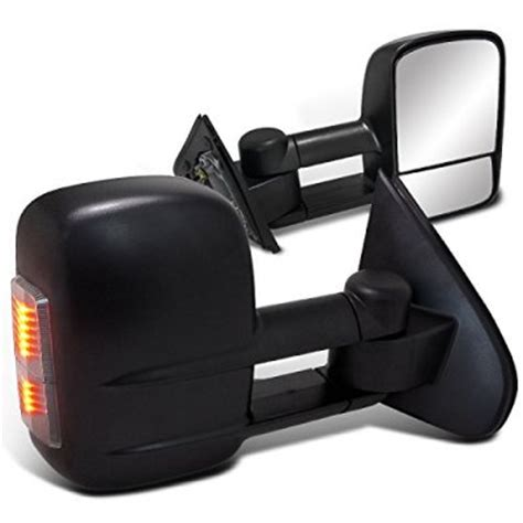 tow mirrors gmc 2500hd 2015 gmc 2500hd towing mirrors power heated led