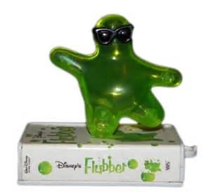 flubber mcdonalds toy flubber pinterest