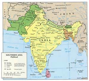 south asia countries map u10 south asia lobos geography