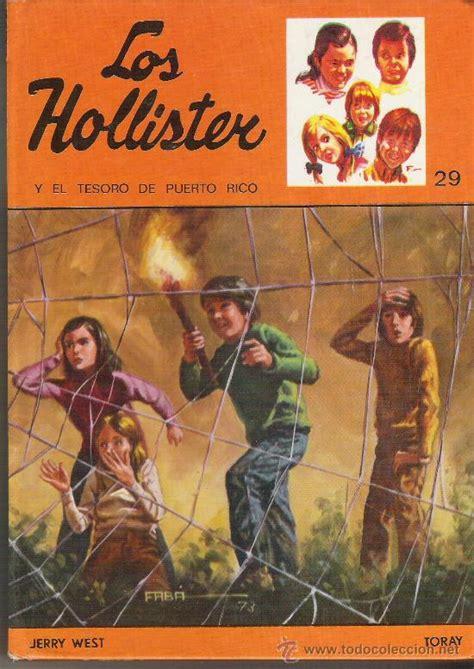 los hollister en el los hollister y el tesoro de puerto rico jerr comprar en todocoleccion 26749493